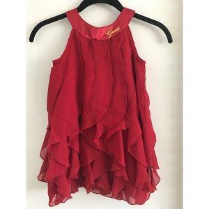GUESS Kids (girls) Red Dress